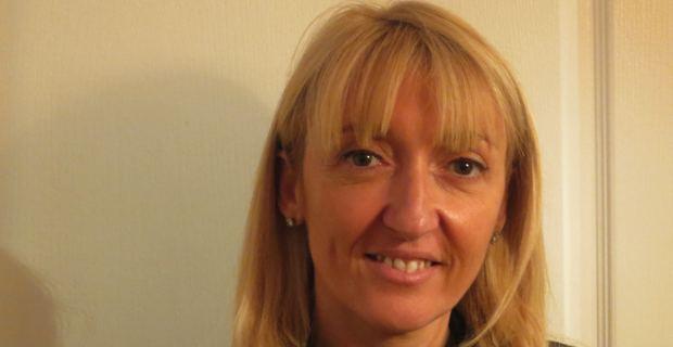 Emmanuelle de Gentili, candidate à Bastia pour l'élection municipale de mars 2014, membre du PS, 1ère secrétaire de la fédération PS de Haute-Corse, membre du Conseil national PS et secrétaire adjointe au développement durable.