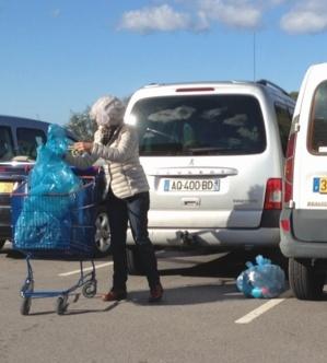 La générosité des Balanins pour la Sardaigne