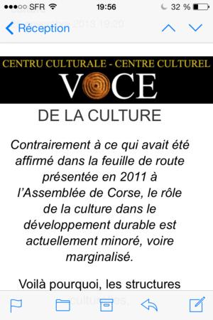 """Cultura Viva : """"Nous demandons de nouvelles assises de la culture"""""""