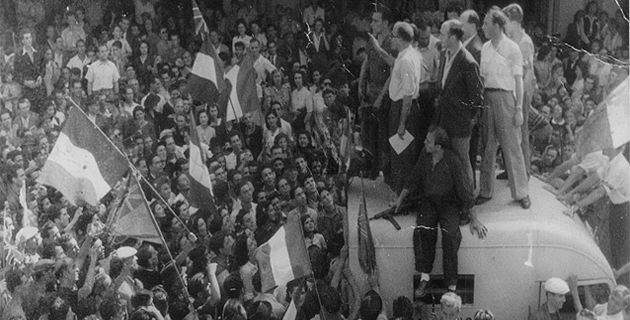 """Marseille : """"Tous bandits d'honneur"""" à la maison de la Corse"""