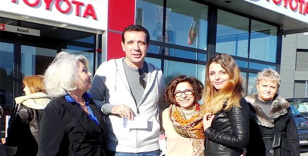 Salon du chocolat : 4 500 € pour la Ligue contre le cancer pour la vie