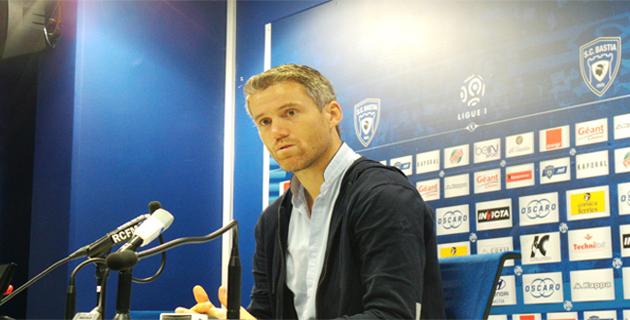 SC Bastia : Le 602ème de Mikaël Landreau