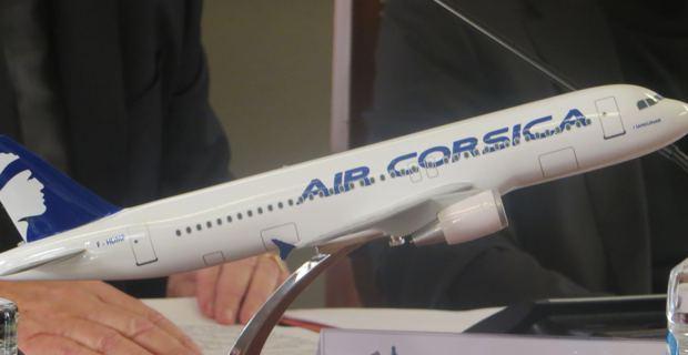 Transports aériens : Air Corsica joue la carte touristique