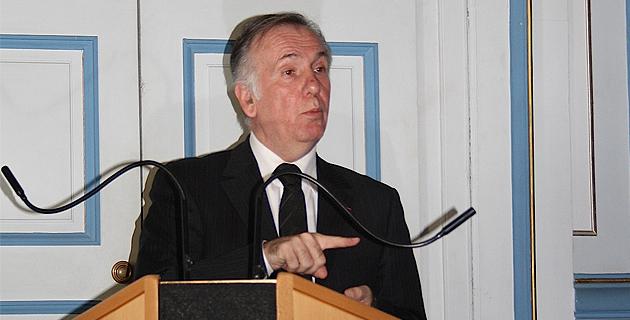 """Jean-Jacques Panunzi :"""" Un  contexte difficile « marqué par la double incertitude à la fois financière et institutionnelle"""""""