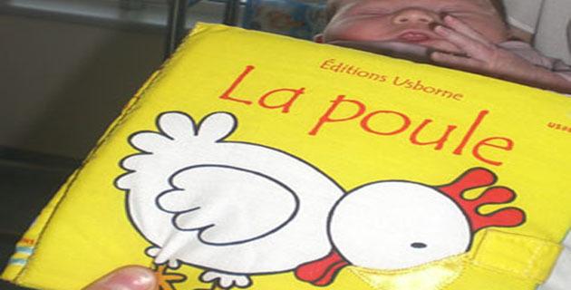 """""""Un bébé, un livre"""" à Ajaccio, Bastia et Porto-Vecchio"""