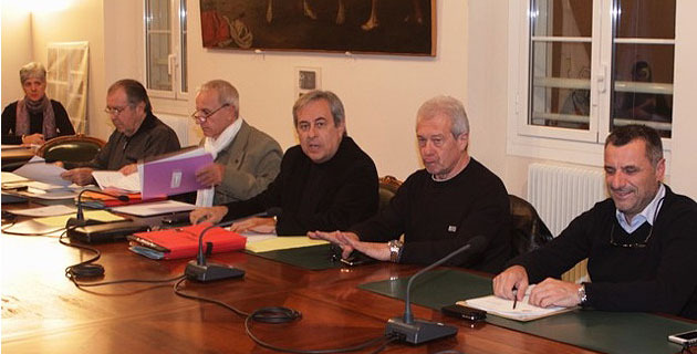 Dernière réunion de l'année pour le conseil municipal de Calvi