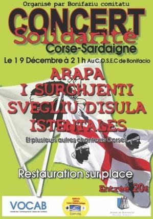 Bonifacio : L'histoire d'une semaine de mobilisation pour la Sardaigne