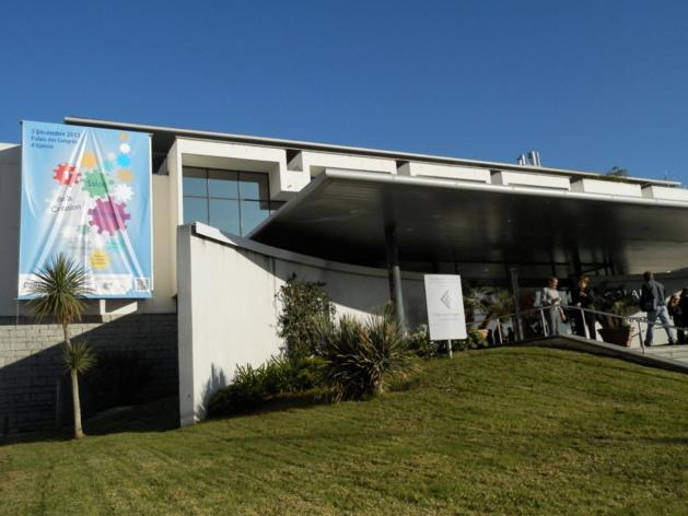 Ajaccio a accueilli son premier salon de la création d'entreprise