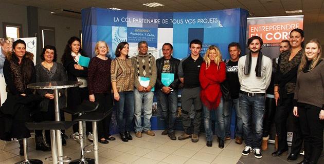 Un public d'entrepreneurs avides d'informations notamment sur la protection sociale. (Photo SG).