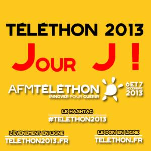 Téléthon 2013 : Demandez le programme !