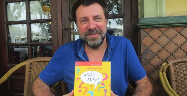 Ghjiseppu Turchini, professeur de langue et de culture corses, auteur de «  Mille ! Mille ! 1000 induvinelle à bisticci, motti è parafanfule ».