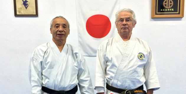 Bastia :  Un 5ème dan à 73 ans au dojo Nakahashi