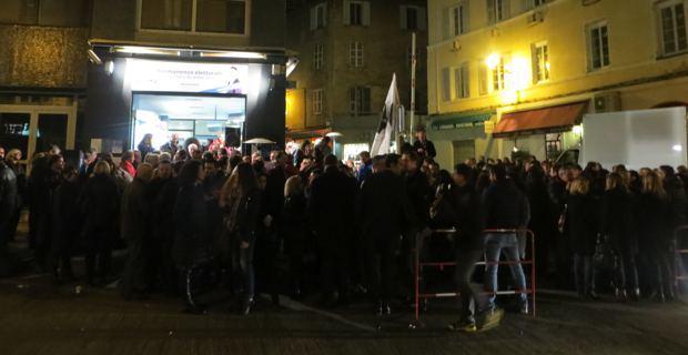 Inauguration de la permanence de Gilles Simeoni : Mobilisation réussie