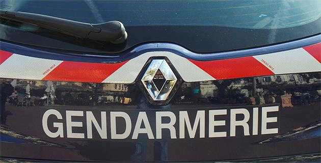 Les enquêteurs de la Gendarmerie et de la PJ ont découvert une cache d'armes dans un box lundi à Ajaccio. (Photo : DR)