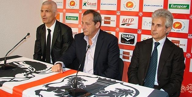 Ravanelli, Alain Orsoni, Ventrone (Photo OC)