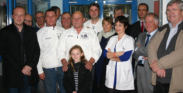"Centre hospitalier d'Ajaccio : De nouvelles chambres ""Kangourou"" en pédiatrie"