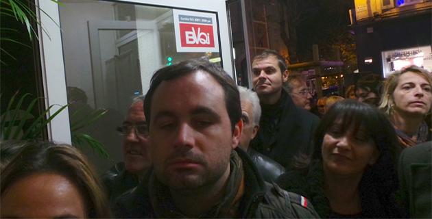Bastia : La permanence de Jean Zuccarelli ouverte