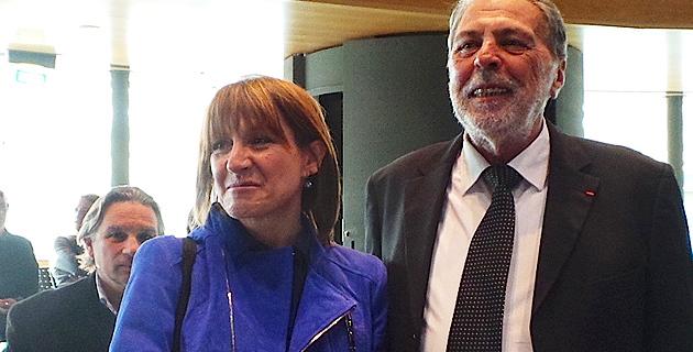 Conseil général de la Haute-Corse : La première de Henriette Danti