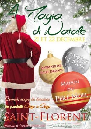 Magia di Natale à Saint-Florent