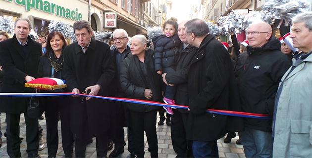 Bastia : La rue Napoléon piétonne !