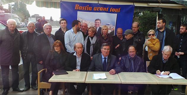 Bastia : Jean-Louis Milani veut créer 1 200 places de parking