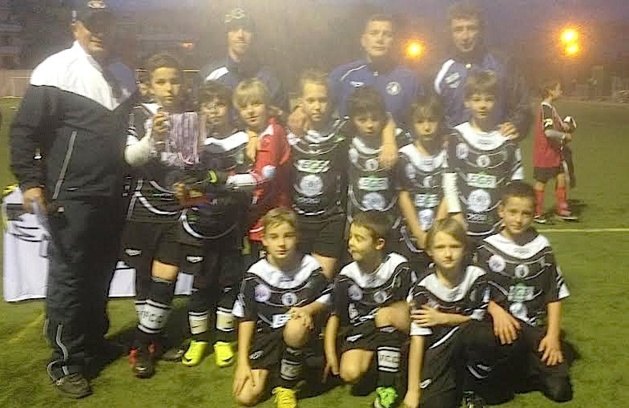 Le FC Calvi finaliste en U11Élite