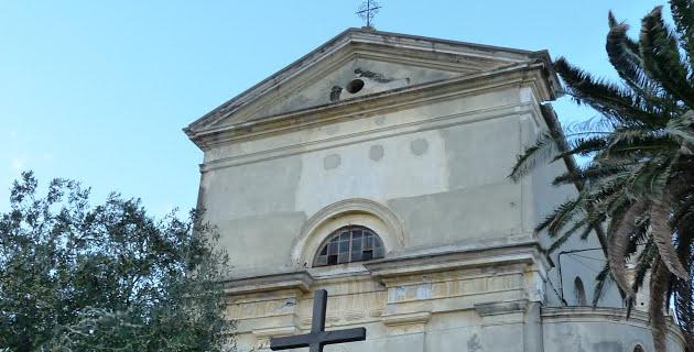 L'église Saint-Antoine de Figarella (Photo Marc Lerda)