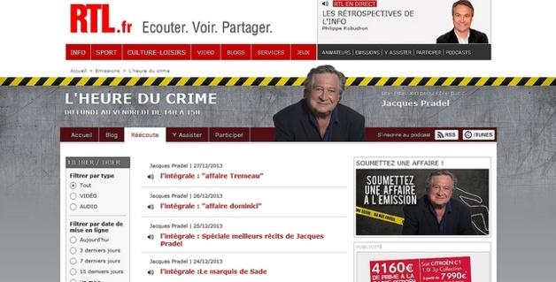 Jacques Pradel : Entre psychologie du crime et grandes énigmes, une passion pour les « Génies du Mal »…