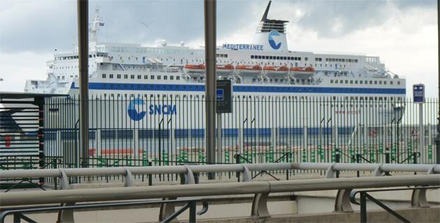 SNCM : Tous les bateaux sont restés à quai