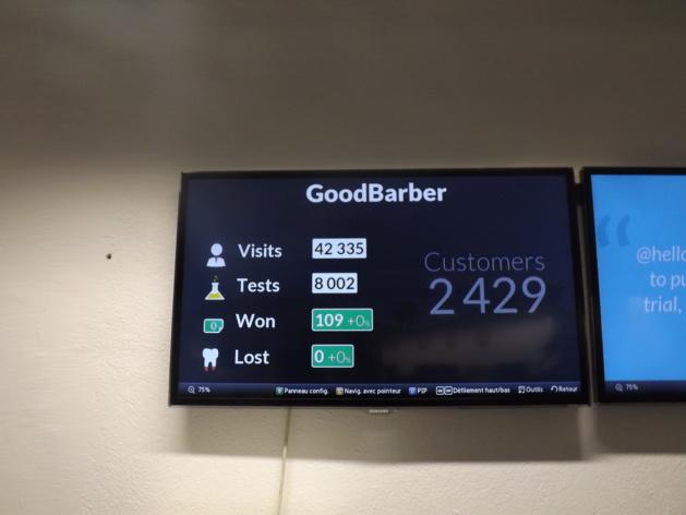 "Wmaker à Ajaccio : ""Hello, Goodbarber !"""