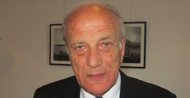 Dominique Bucchini, président de l'Assemblée de Corse, élu Front de Gauche.