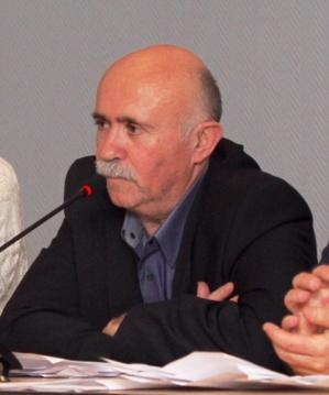 Francis Giudici Maire de Ghisonaccia et conseiller général du canton de Ghisoni (photo SG)