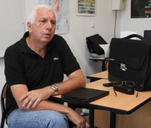Xavier Luciani conseiller territorial (photo SG)