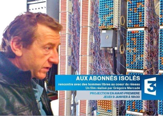 Ajaccio : Grégoire Mercadé en avant-première à l'Espace Diamant