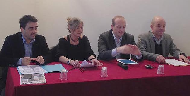 La liste de Laurent Marcangeli présente son projet pour Ajaccio
