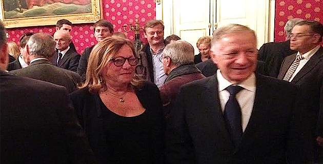 Les vœux du maire d'Ajaccio