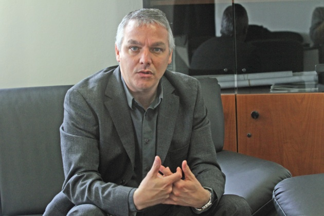 Pierre Siméon de Buochberg brigue un nouveau mandat municipal (photo SG)
