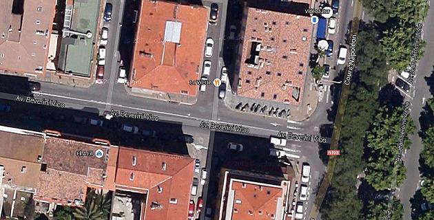 Ajaccio : Réouverture de l'avenue Beverini à la circulation