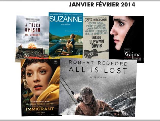 Ajaccio : Les films à l'affiche à l'Espace Diamant