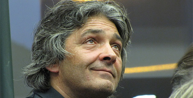 Ajaccio : Rudy Riccioti en conférence au palais des congrès