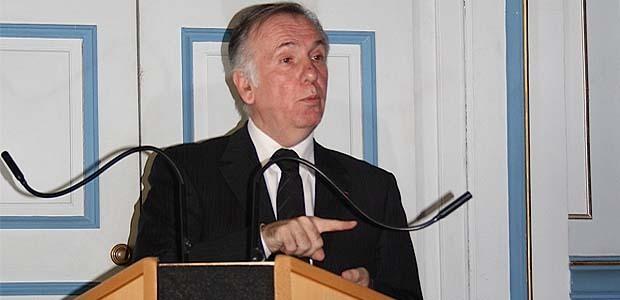 """Réforme cantonale : """"Un découpage mal intentionné"""" selon Jean-Jacques Panunzi"""
