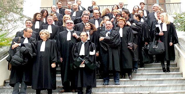 Les barreaux d'Ajaccio et de Bastia boudent la rentrée judiciaire