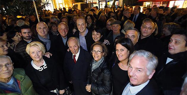 Ajaccio : Inauguration de la permanence Laurent Marcangeli