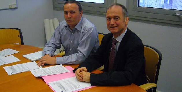 La Banque postale et EDF s'engagent pour le prêt à taux zéro en Corse