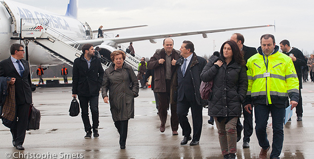 "La ""première"" Ajaccio-Bastia Liège : Air Corsica met un pied en Belgique"