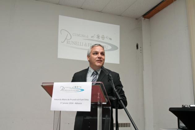 Pierre Siméon de Buochberg sera candidat à sa réélection à la tête de la commune. (Photo Stéphane Gamant).