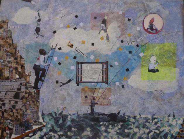 """Les """"dessins expansifs"""" de Paolina Rognoni"""