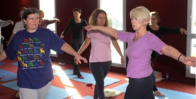 A la découverte des bienfaits du yoga au centre Cardellu de Calvi