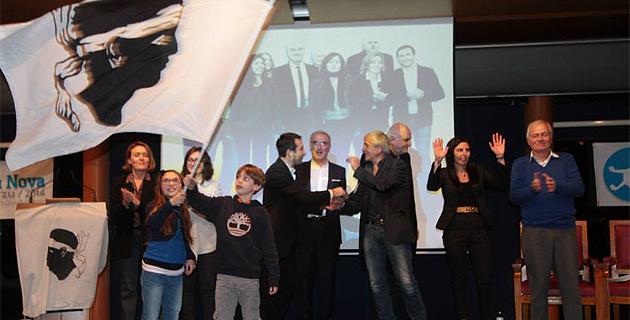 José Filippi : « Simu pronti per a campagna »