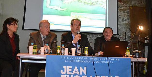 """Jean Zuccarelli :"""" Nous ferons le port de la Carbonite"""""""